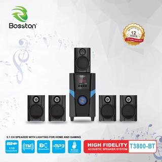 <NEW> Loa 5.1 Bosston T3800-BT (Bluetooth)