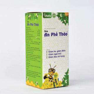 SIRO HO AN PHẾ THẢO Chai 125ml - CTCP TITAFA VIỆT NAM thumbnail