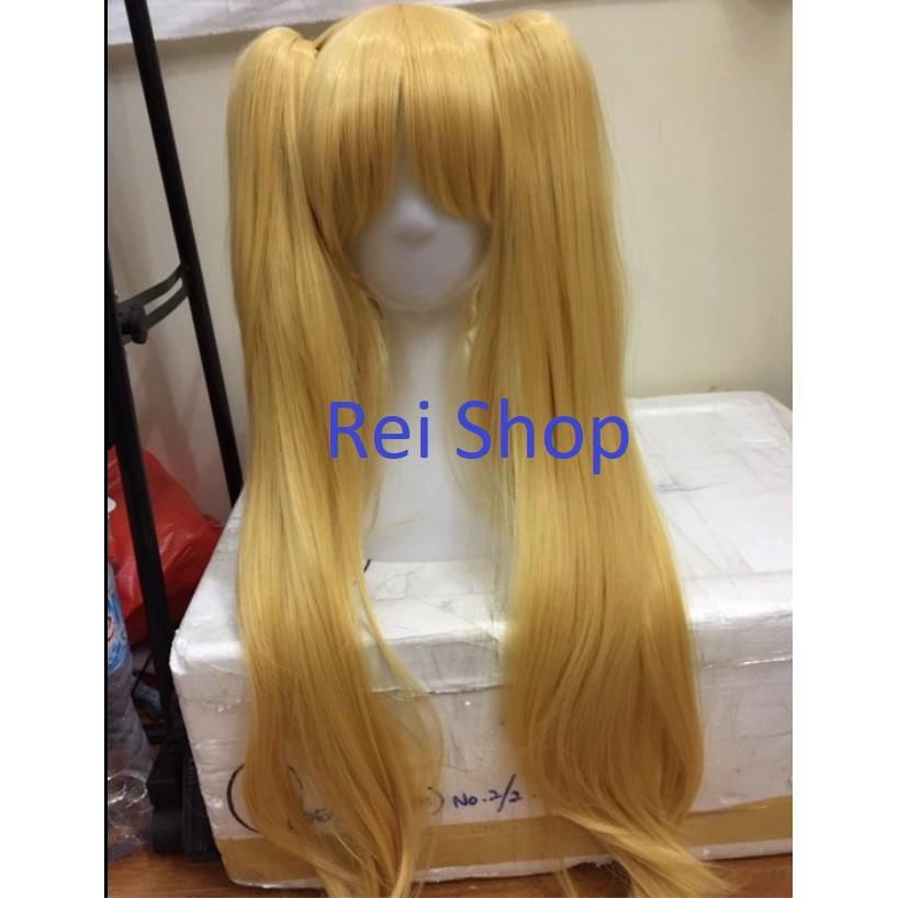 tóc vàng hai búi cosplay hóa trang nhân vật Mary Saotome trong anime Kakegurui - 3022125 , 701194819 , 322_701194819 , 279000 , toc-vang-hai-bui-cosplay-hoa-trang-nhan-vat-Mary-Saotome-trong-anime-Kakegurui-322_701194819 , shopee.vn , tóc vàng hai búi cosplay hóa trang nhân vật Mary Saotome trong anime Kakegurui