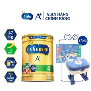 """Sữa bột Enfagrow A+ 4 1.7kg với DHA và MFGM cho trẻ từ 2-6 tuổi – lon 1.7kg giá chỉ còn <strong class=""""price"""">72.900.000.000đ</strong>"""