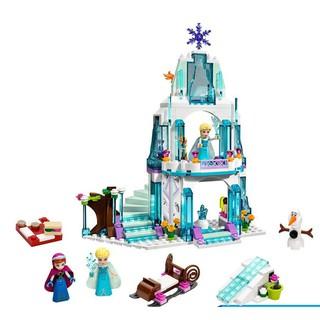 Đồ chơi lắp ráp lâu đài công chúa elsa