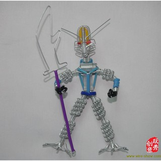 Bộ 5 Robot Nhôm