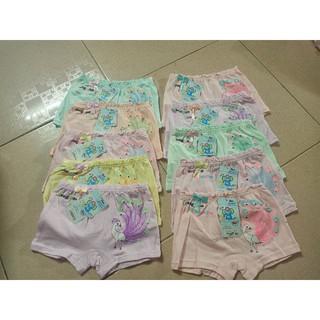quần chip đùi quần mặc trong váy cho bé combo 5 quần