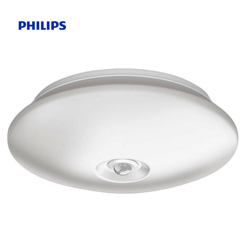 Đèn ốp trần cảm biến thông minh Philips 62234 Danta Sensor LED 16W 6500K - Ánh sáng trắng