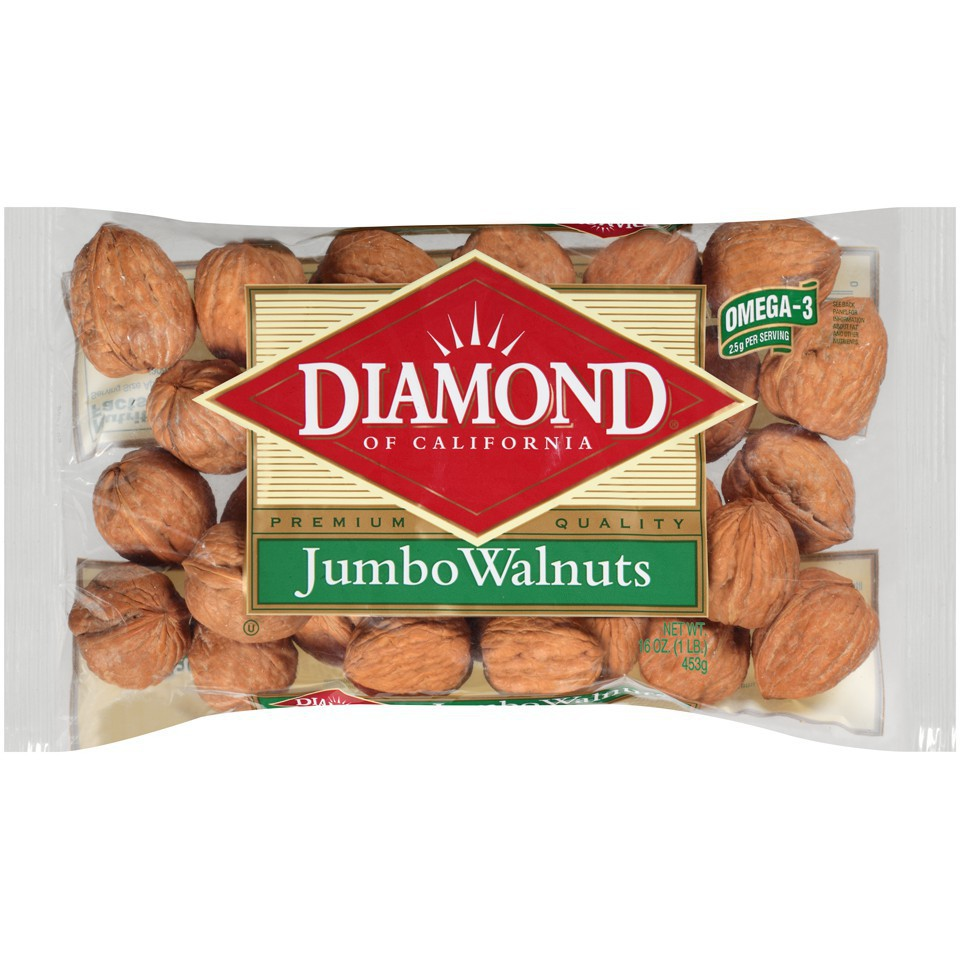 Diamond mixed nuts in shell are nuts seeds