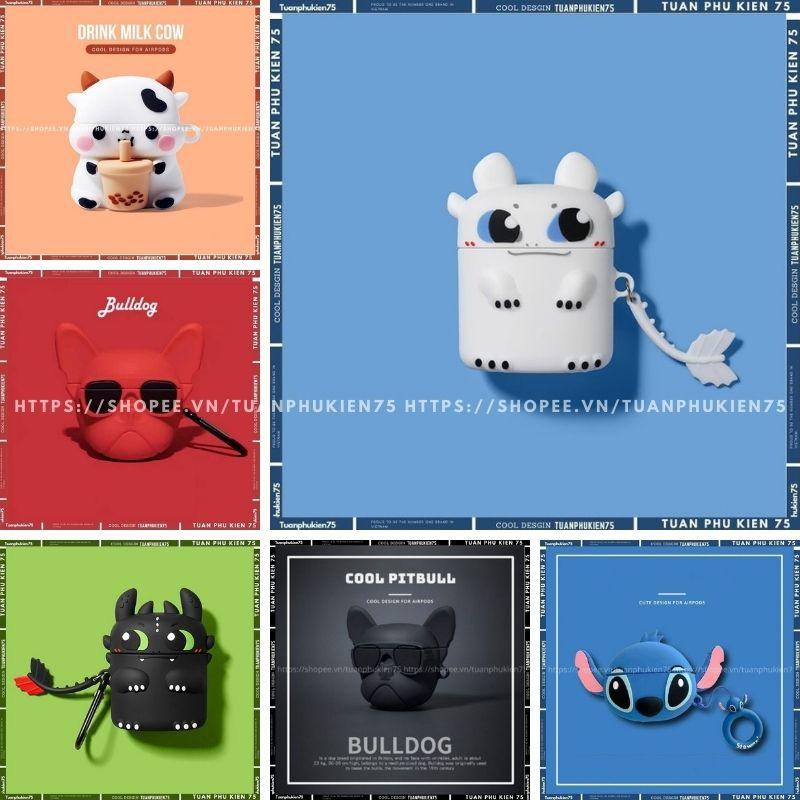 AirPods Pro 4 Case  Ốp - Vỏ Đựng Bảo Vệ Hộp Sạc Tai Nghe Airpods 4 / Pro 4 / Pro 5 / Airpods 4 Mini - Châts Case Store
