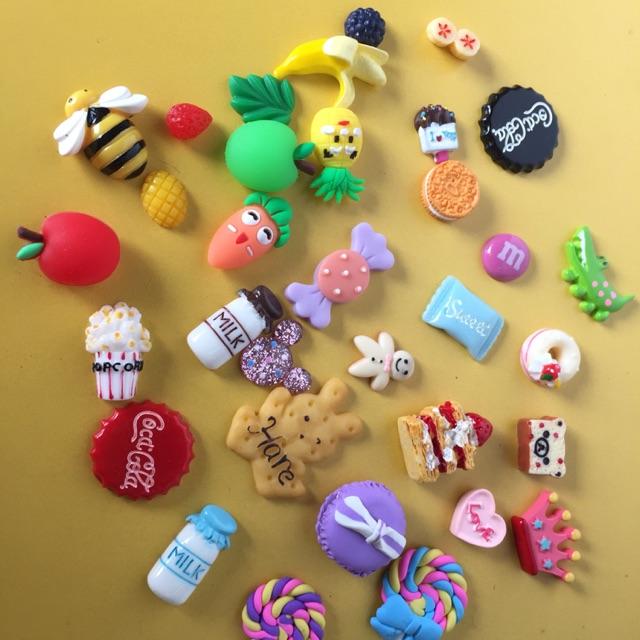 Combo nguyên liệu làm Slime, charm các loại - 3234320 , 1238087095 , 322_1238087095 , 248000 , Combo-nguyen-lieu-lam-Slime-charm-cac-loai-322_1238087095 , shopee.vn , Combo nguyên liệu làm Slime, charm các loại