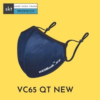 Khẩu trang VC65 Neovision khẩu trang có lớp lọc than hoạt tính MÃ VC65TQT thumbnail
