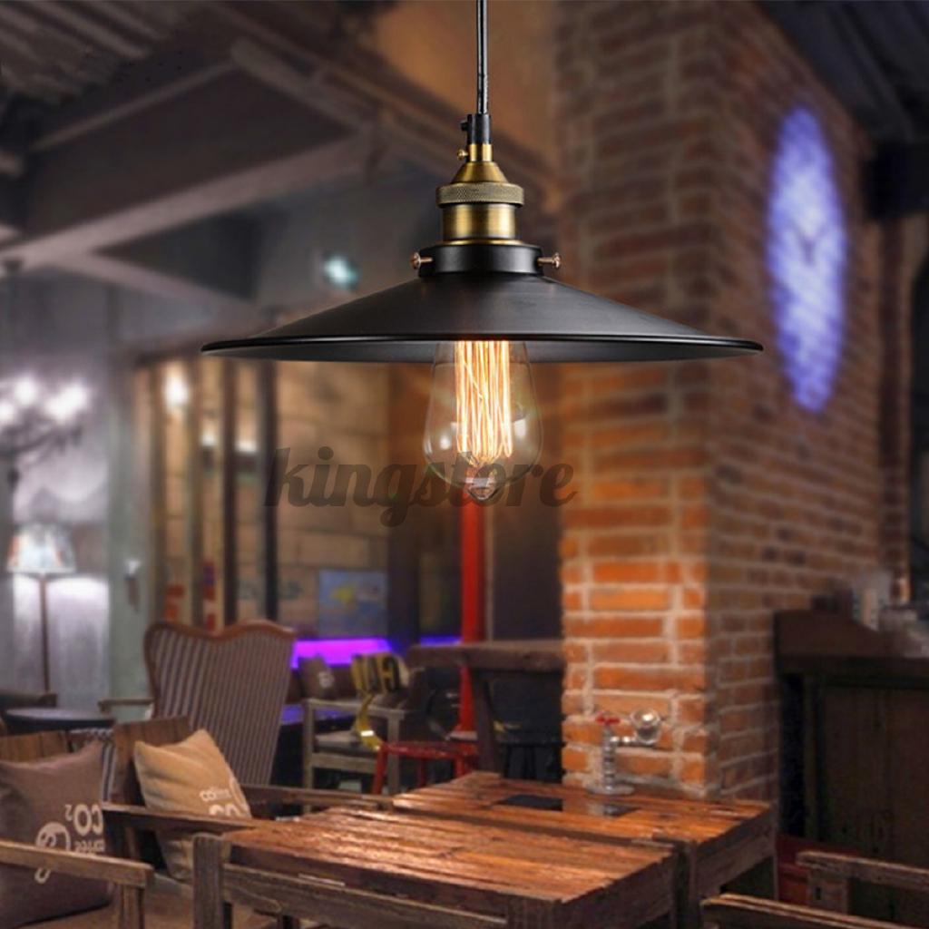 Bộ Đèn Trần Trang Trí Phong Cách Vintage