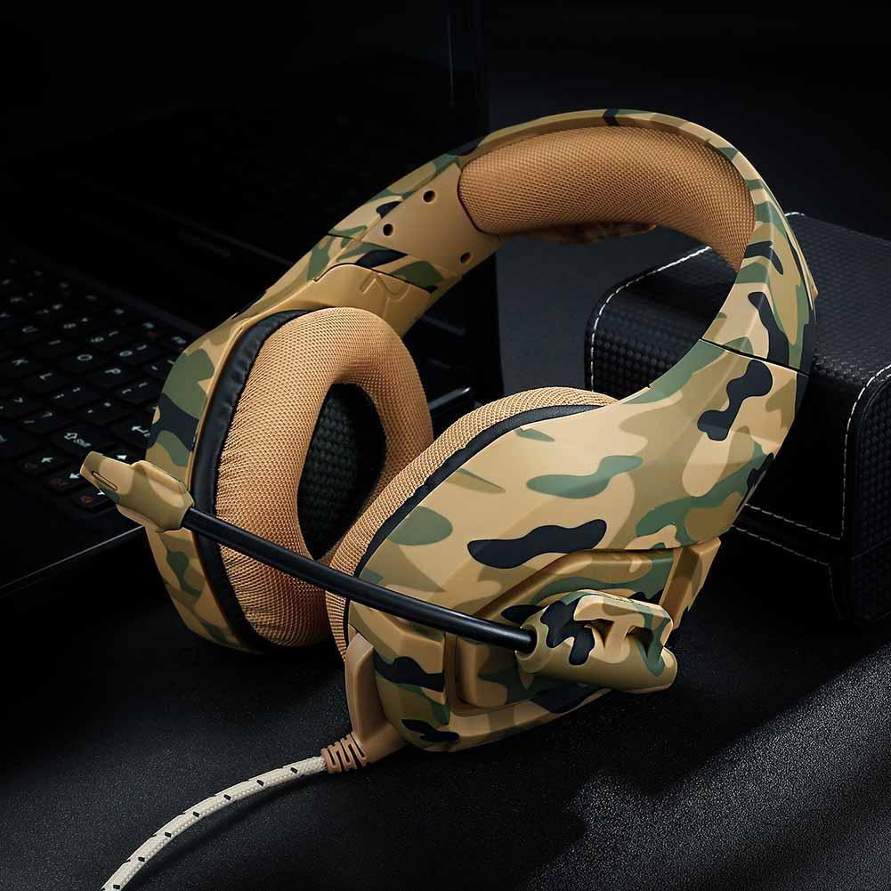 Tai nghe chơi game chụp tai có mic
