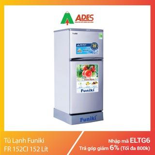Tủ Lạnh Funiki FR 152CI 152 Lít   Chính Hãng, Giá Rẻ