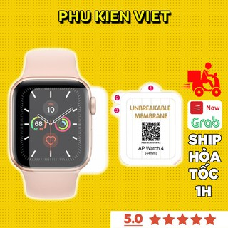 Miếng Dán dẻo Apple watch PPF full màn tự phục hồi trầy xước cho Series 6/5/4/3/2/1 38mm/40mm/42mm/44mm - Phụ Kiện Việt