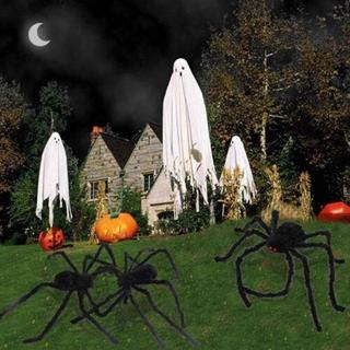 Đồ Chơi Hình Con Nhện Sáng Tạo Vui Nhộn Cho Halloween R4C4
