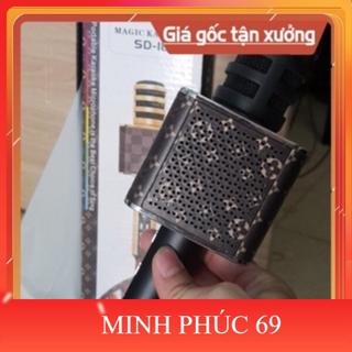 Micro Karaoke SD18 hàng loại 1 âm thanh chuẩn