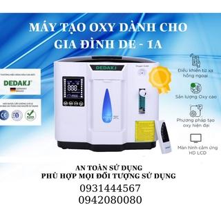 Máy tạo oxy 7 lít DEDAKJ DE - 1A thumbnail