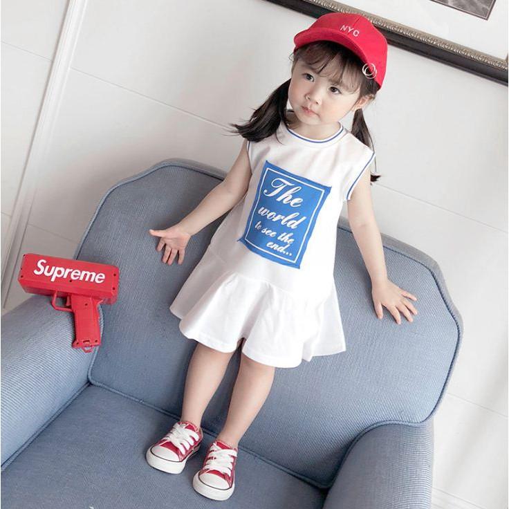 Váy bé gái phong cách thể thao hàng Quảng Châu D499 - 2858119 , 1318490349 , 322_1318490349 , 99000 , Vay-be-gai-phong-cach-the-thao-hang-Quang-Chau-D499-322_1318490349 , shopee.vn , Váy bé gái phong cách thể thao hàng Quảng Châu D499