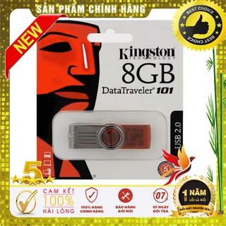 [Mã ELFLASH5 giảm 20K đơn 50K] USB 8G Kingston Công ty