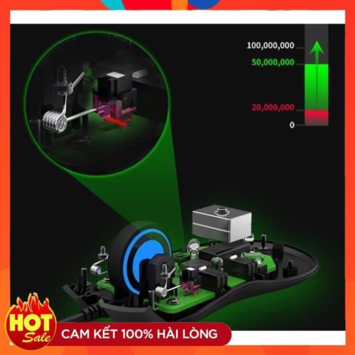 [Chính Hãng] Chuột Fuhlen G90 Pro LED - RGB - 7 Nút - 5000DPI (Black) - Bảo hành 2 năm Chính Hãng