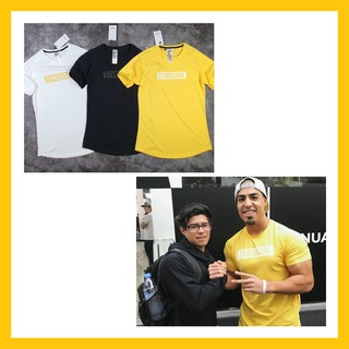[GYMPO] Áo Thun Thể Thao Nam [HÌNH THẬT] – Áo Phông Nam Cotton Tập Gym Thiết Kế Mới