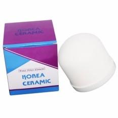 Nấm sứ bình lọc nước Korea Ceramic KC-1S (Trắng)