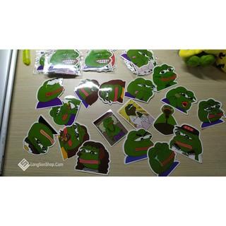 Sticker meme pepe đẹp