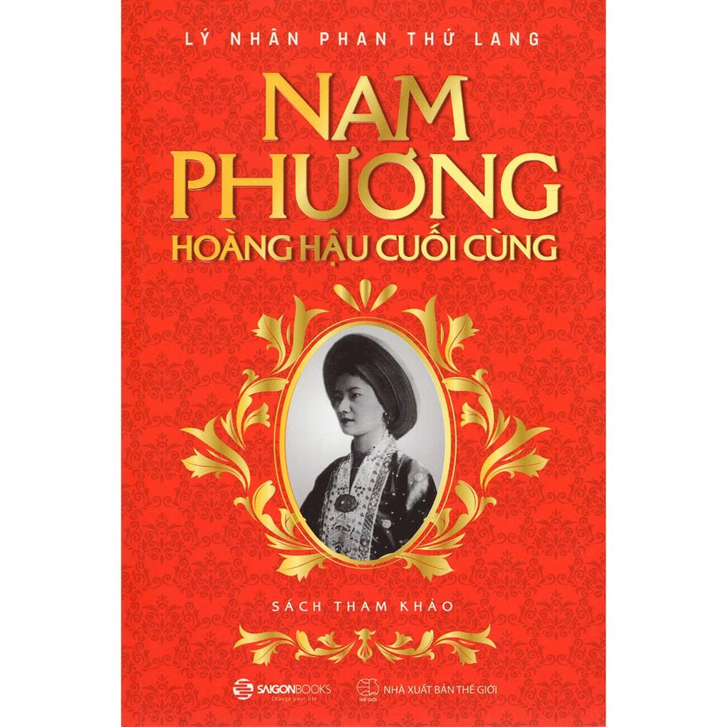 [ Sách ] Nam Phương - Hoàng Hậu Cuối Cùng
