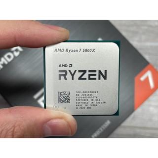 CPU AMD Ryzen 7 5800X - Tray thumbnail