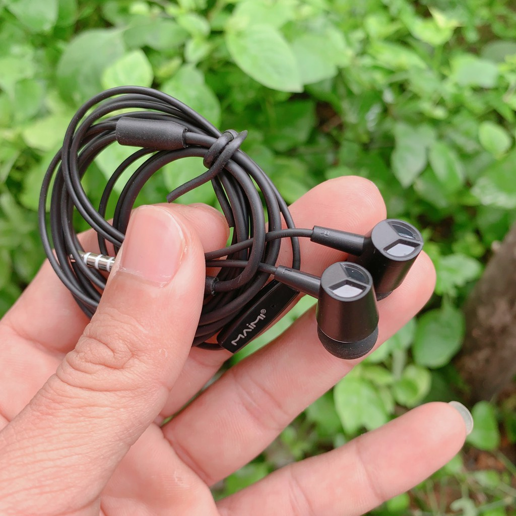 Tai Nghe 3,5mm Chính Hãng Maimi H16- BH 12 Tháng