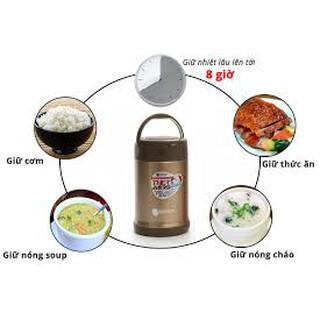 Bình ủ cháo đựng thức ăn giữ nhiệt Elmich 500 ml EL0631 - Nhập khẩu Séc 100%
