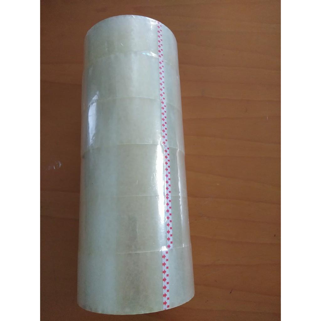 Băng keo / băng dính trong dán thùng