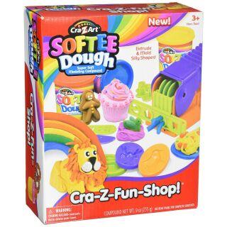 Bột nặn cho bé thỏa sáng tạo Cra-Z-Art Cra-Z-Fun-Shop