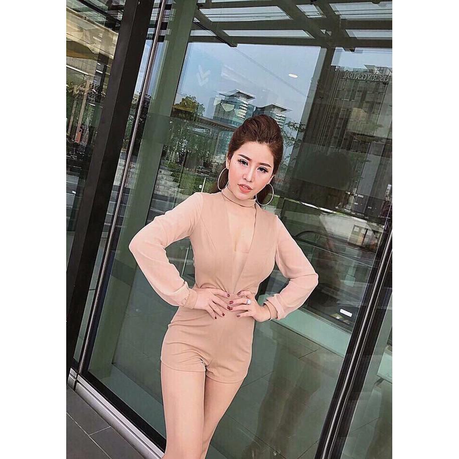 Xinh Hơn Với Jump hotgirl xẻ ngực - NK007K11
