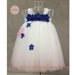 Đầm công chúa ❤️FREESHIP❤️ Đầm công chúa tutu màu trắng