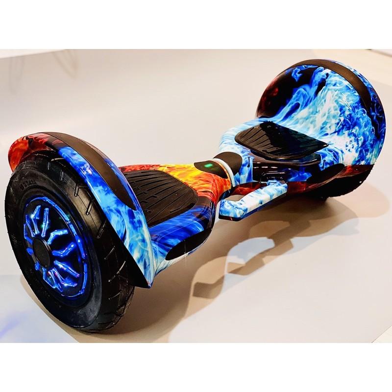 [FREESHIP]- Xe điện cân bằng bánh lớn 10 inch – Nhạc – Bluetooth- Hàng có sẵn