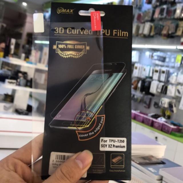 Miếng dán dẻo Sony Xperia XZ Premium Full màn hình Vmax - 2779218 , 952867686 , 322_952867686 , 39000 , Mieng-dan-deo-Sony-Xperia-XZ-Premium-Full-man-hinh-Vmax-322_952867686 , shopee.vn , Miếng dán dẻo Sony Xperia XZ Premium Full màn hình Vmax