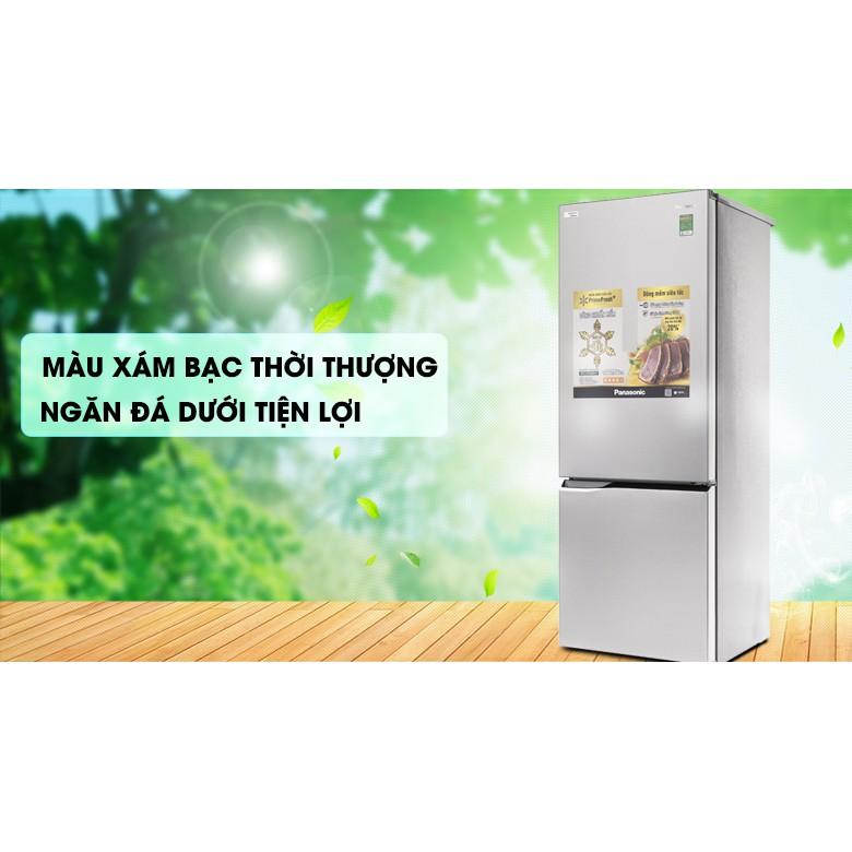 Tủ lạnh Panasonic Inverter 290 lít NR-BV329QSV2 Mới 2018