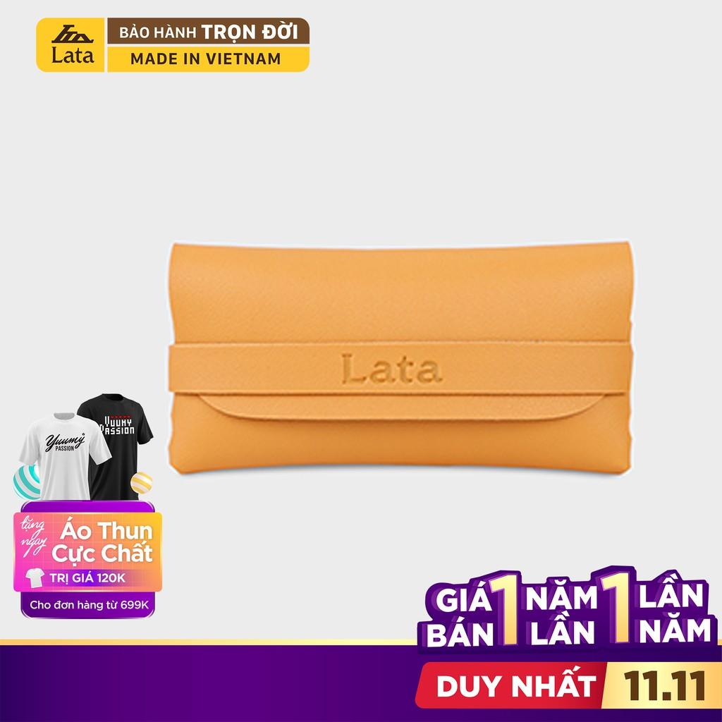 Ví cầm tay Unisex thời trang đa năng LATA VN32 nhiều màu