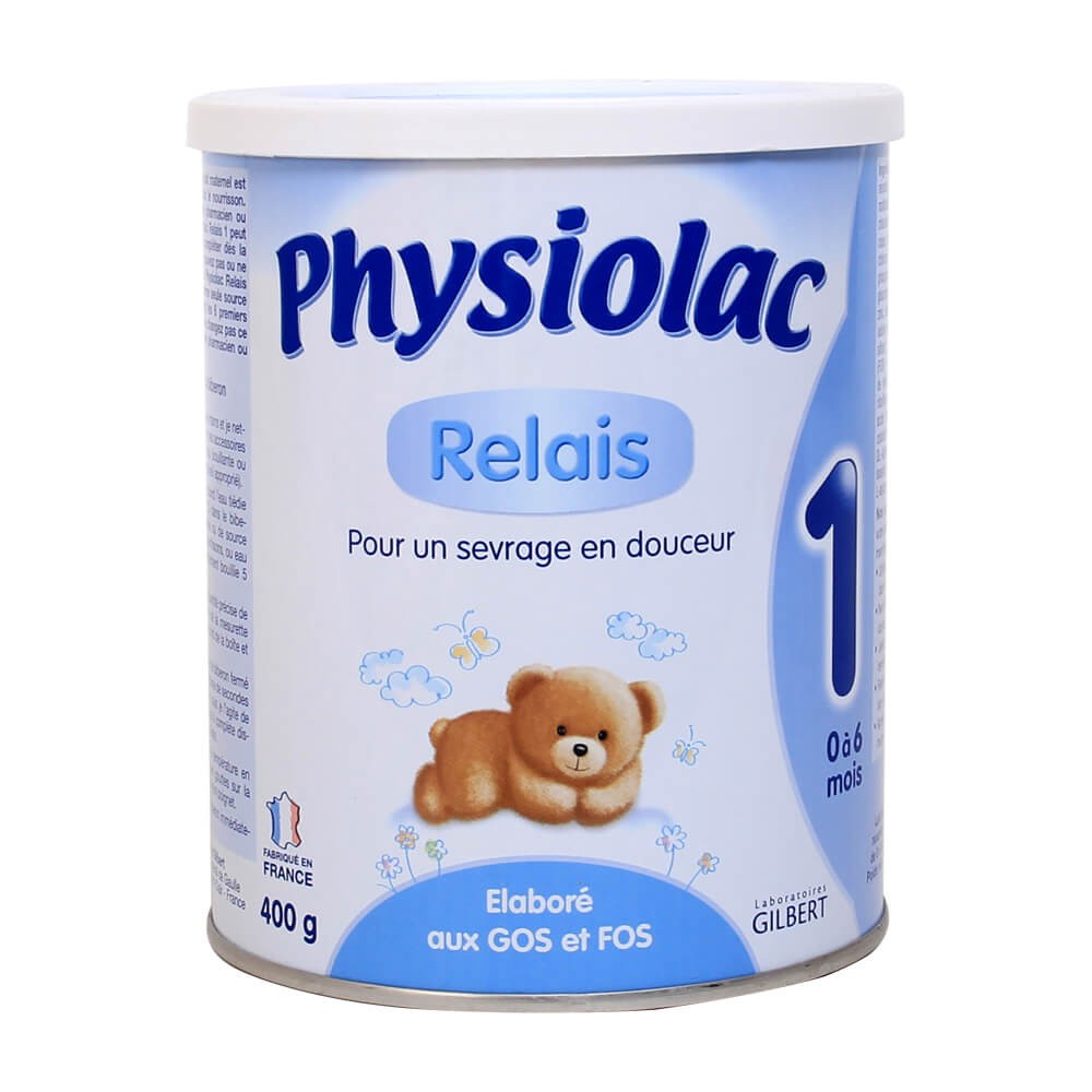 Sữa bột Physiolac Số 1 400g - 3124956 , 1043922465 , 322_1043922465 , 248000 , Sua-bot-Physiolac-So-1-400g-322_1043922465 , shopee.vn , Sữa bột Physiolac Số 1 400g