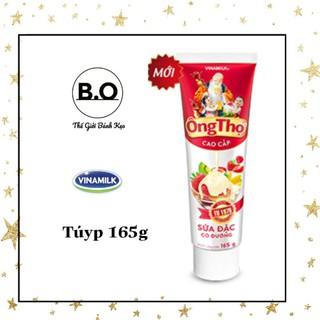 Sữa Đặc Ông Thọ Đỏ túyp165g [CỰC HOT] Siêu Tiện Lợi