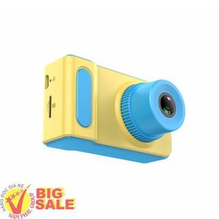 [SALE GIÁ SỐC] Máy chụp hình mini kỹ thuật số cho bé và thẻ nhớ 8G [NP49]