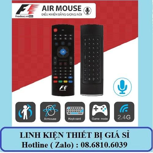 Chuột bay Air Mouse F1 Voice dành cho tivi box