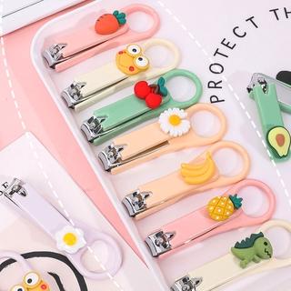 Dụng cụ bấm móng tay thiết kế phong cách hoạt hình dễ thương cho bé thumbnail