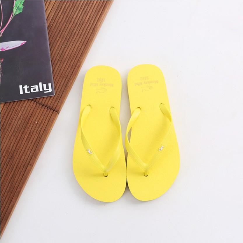Dép kẹp đi biển dép nhóm - Sunnie Shoes