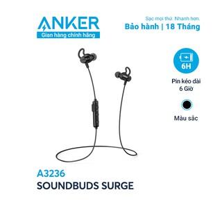 Tai nghe bluetooth ANKER SoundBuds Surge - A3236