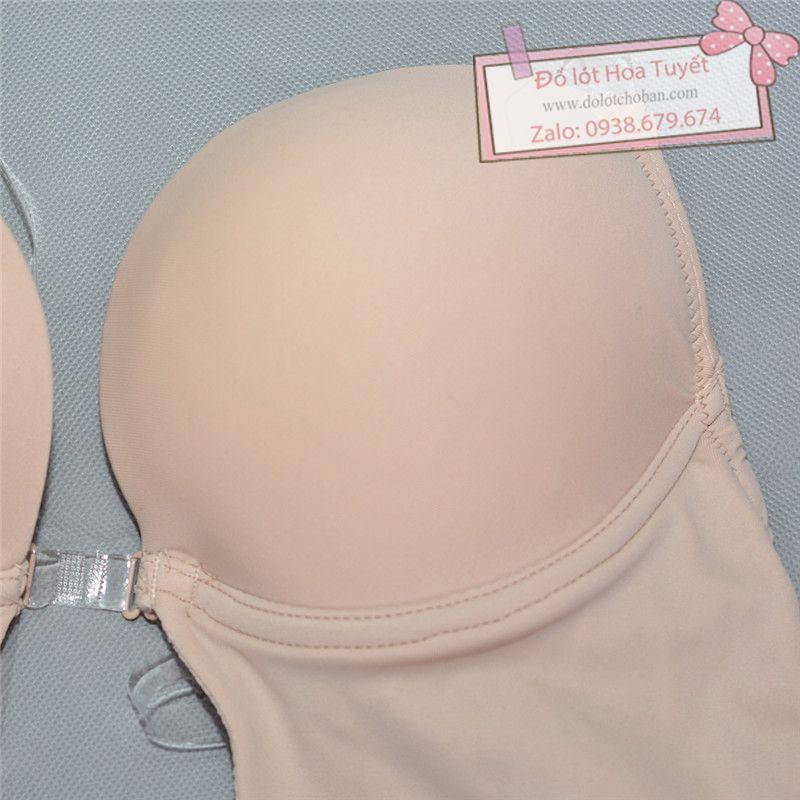 Áo Liền Quần hỗ trợ mặc đầm hở lưng, hở vai, ngực
