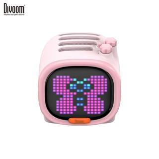 [Mã ELMALL300 giảm 7% đơn 500K] Loa thông minh Bluetooth Divoom TIMOO 6W - Có màn hình Pixel