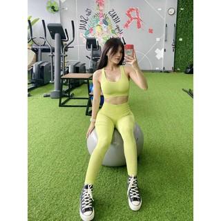 sét tập mitao vuông gym yoga