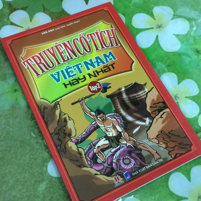 Sách- truyện cổ tích Việt nam hay nhất - 3486853 , 833626416 , 322_833626416 , 35000 , Sach-truyen-co-tich-Viet-nam-hay-nhat-322_833626416 , shopee.vn , Sách- truyện cổ tích Việt nam hay nhất