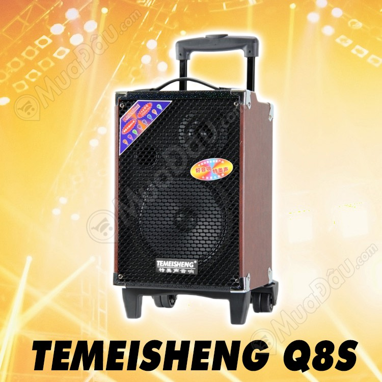 Loa bluetooth karaoke kẹo kéo Temeisheng Q8S xịn cực hay tặng 2 micro ko dây - 2924234 , 1149692639 , 322_1149692639 , 2800000 , Loa-bluetooth-karaoke-keo-keo-Temeisheng-Q8S-xin-cuc-hay-tang-2-micro-ko-day-322_1149692639 , shopee.vn , Loa bluetooth karaoke kẹo kéo Temeisheng Q8S xịn cực hay tặng 2 micro ko dây