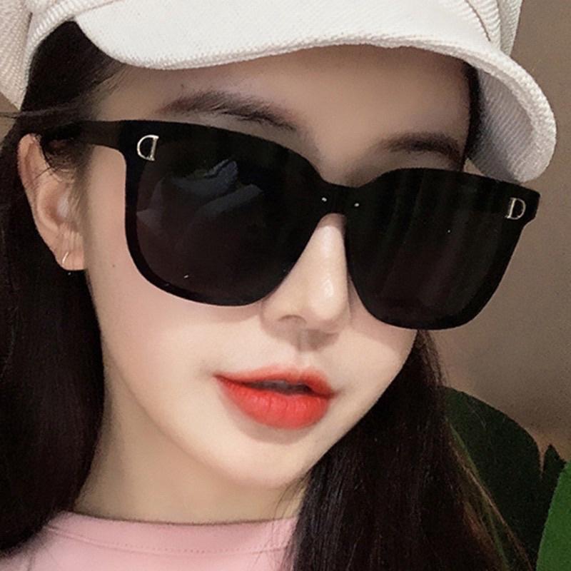 [HOT Giá Rẻ Chất Lượng] Kính Râm Mắt Mèo Kiểu Hàn Quốc Chống Tia UV Cho Nữ